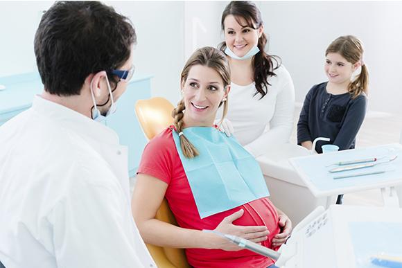 Principais cuidados com a Saúde bucal durante a  gravidez